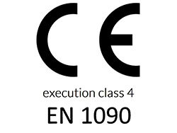 CE Marking to Class 4 Icon