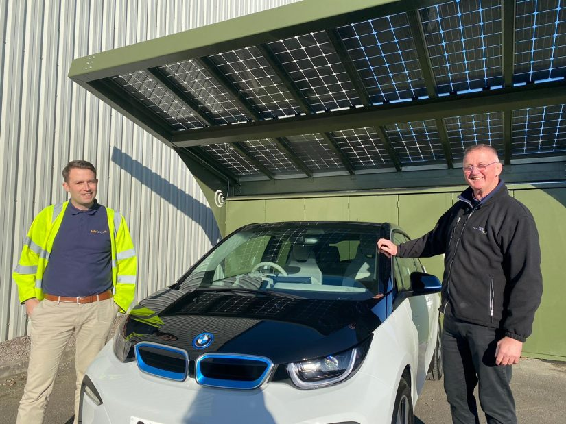 Launch of Centregreat PowerPort – Solar Powered EV Carport