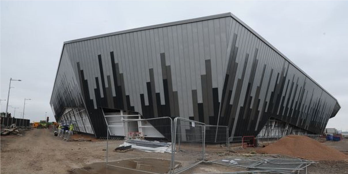Ice Arena Wales, Cardiff Bay