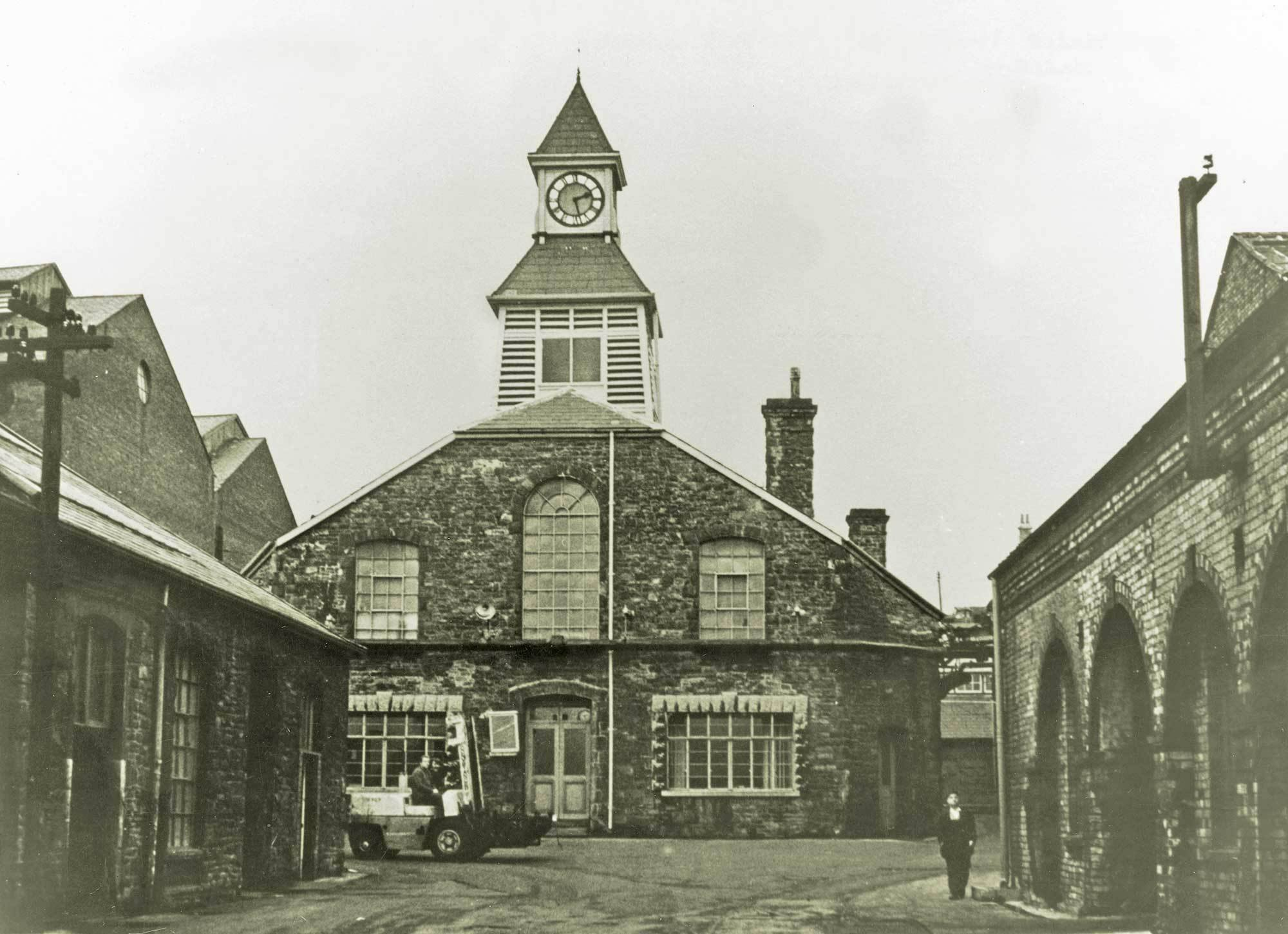 Hafod-Morfa Copperworks, Swansea